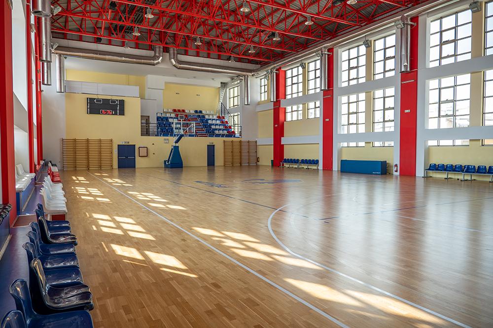 Οι αναβαθμισμένες εγκαταστάσεις του Α.Ο. Λεοντείου Powered By Eurohoops Academy (vid)