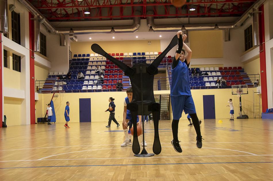 Stars Skills Training Sessions Α.Ο. Λεοντείου: Εξέλιξε το παιχνίδι σου με ατομικές προπονήσεις κορυφαίου επιπέδου!
